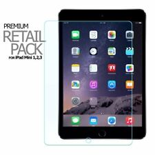GENUINE 9H TEMPERED GLASS LCD SCREEN PROTECTOR FILM SAVER FOR IPAD Mini 3 2 1
