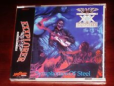 Exxplorer: Symphonies Of Steel CD 2017 Lost & Found Records USA LFR 1013-2 NEW
