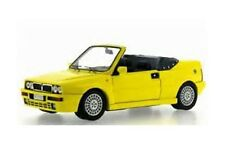 IXO PREMIUM X PR0198 LANCIA DELTA CABRIOLET resin model car yellow 1992 1:43rd