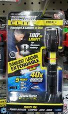 Bell + Howell Tac Light Elite As Seen On TV Taclight LED Flashlight Worklight