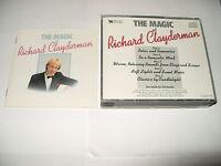 The Magic Of Richard Clayderman Readers Digest 5 cd box set 84 tracks 1989