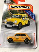 Spanking Hot New 2019 Matchbox MBX Service Series 64 Austin Mini Cooper