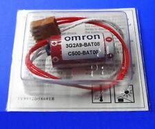 Auth 3G2A9-BAT08 (C500-BAT08) PLC Battery For OMRON CQM1 C60P C2000H C500 C20 J