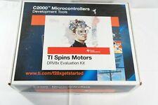 Texas Instruments C2000 Spins Motors Drv8x Evaluation Kit Drv8301 Hc C2 Kit