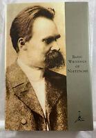 Modern Library Classics - Basic Writings of Nietzsche by Friedrich Nietzsche