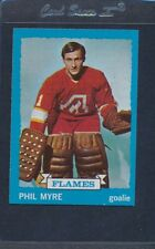 1973/74 Topps #077 Phil Myre Flames NM/MT *673