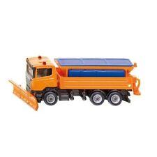 Camions miniatures bleus 1:87