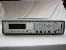 Agilent 81104A 80 MHz dual channel pulse digital pattern generator 2x 81105A