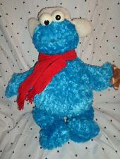 "Sesame Street Cookie Monster & Gingerbread 20""  Plush Soft Toy Stuffed Animal"