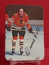 New listing 🔥 1976-77 Topps Glossy Insert NHL Ice Hockey Card #16 Dennis Hull Blackhawks 🔥