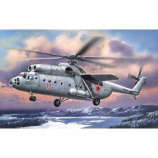 AMODEL 72119 Mi 6 Soviet Helicopter Early Scale Plastic Model Kit