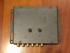Audio Control Crossover 2XS Series II, Old School Xover