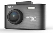 Koonlung HD 1080P Low Light Wide Angle Motion Detection Dash Cam + GPS Adapter