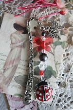 Lady Bug Bookmark - Ladybug Lady Beetle Lady Bird Bookmark Book Mark Gift
