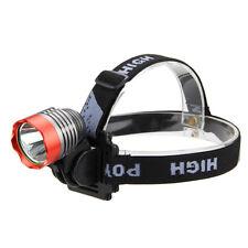 ricaricabile 2 in 1 3000Lm CREE T6 LED elettrica Bicicletta bici Faro Lampada