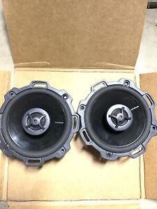 Rockford Fosgate p1683 car audio speakers, 3 way speaker, 60 W, 2 speakers