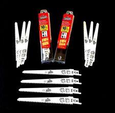 """LS Starrett Reciprocating Sawzall Saw Blades 6/"""" x 6 Tooth TPI B66-50 50 pack"""