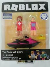Roblox~~ The Plaza~~Jet Skiers with~~ Exclusive Virtual ~~ITEM CODE~~