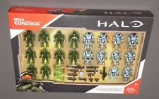 HALO Faithful vs. Fallen Battle Pack FRM20 Mega Bloks Figure Set w 20 Figures