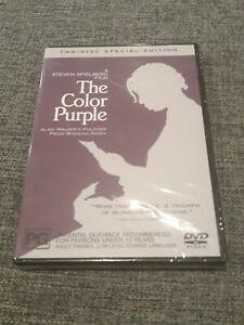 The Color Purple (DVD, 2004, 2-Disc Set) region 4 spielberg