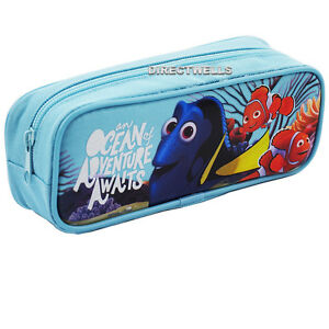 Finding Dory Authentic Licensed Good Quality Light Blue Pencil Case