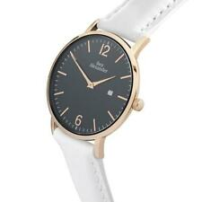 Women'sWatch, Crystal Sapphire, Swiss Movement, Rose Gold, Black