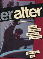rivista ALTER ALTER LINUS - Anno 1984 numero 3