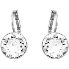 Swarovski Bella Pierced Earrings Clear 883551 Authentic Brand New In Box