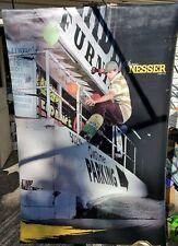 Banner/ Large Steve Nesser Banner 5-1/2 ft X 3-1/2 ft