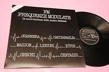 CACCIAPAGLIA CENTAZZO .. LP FREQUENZE MODULATE ORIG ITALY PROG JAZZ 1976 MINT