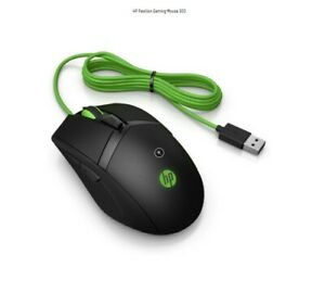 New HP Pavilion 300 Gaming Mouse Black