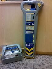 Radiodetection CAT3+ und Genny3 - überholt mit Kalibration & Garantie