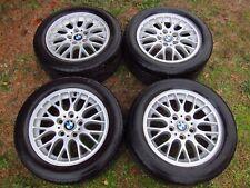 4x BMW BBS 3er E36 E46  Styling 42 Alufelgen 7J 16 Zoll 1095058 Kreuzspeichen !
