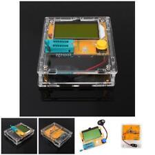LCR-T4 Mega328 Transistor Tester Diode Triode Kapazitanz ESR Meter mit Shell NEU