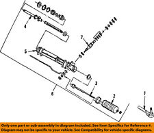 CHRYSLER OEM-Rack And Pinion Complete Unit R0400223