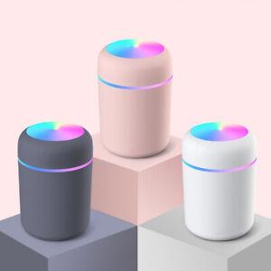 Colorful Portable Atomizer Nano Skin Moistener Mist Sprayer Cute Mini Humidifier