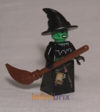 Lego Witch from set 8684 + Collectible Minifigures Halloween BRAND NEW col020