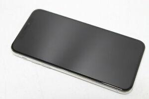 Apple iPhone X GSM Smartphone Silver / 64GB / Unlocked