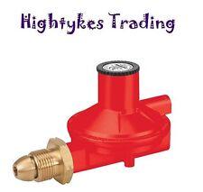PROPANE BUTANE BURNER TORCH  GAS REGULATOR HIGH CAPACITY
