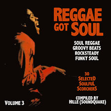 REGGAE GOT SOUL MIX CD VOL 3