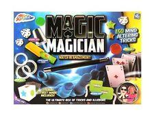I bambini Trucchi Di Magia Set 150 Bambini Mago illusioni trucchi KIT CON ACCESSORI