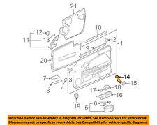 GM OEM-Window Crank Handle 22672488