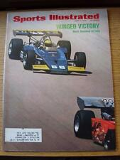 05/06/1972 Sports Illustrated Magazine:  Vol 36 - No 23 - (Cover Content) Winged