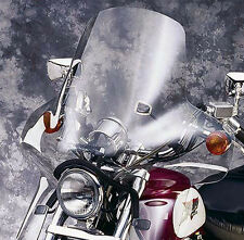 HONDA VT750C SHADOW ACE 97-00 N.C. PLEXIFAIRING 3 WINDSHIELD & MOUNT N8963A NIB