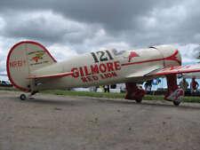 Giant 1/4 Echelle Wendell Williams Gilmore Rouge Lion Racer Plans, Gabarit 84ws