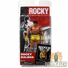 Rocky balboa sylvester stallone Golden que je bois series 3 boxeur figurine Neca