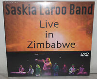 DVD SASKIA LAROO - LIVE IN ZIMBABWE - NUOVO NEW