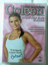 68036 DVD - McLoughlin's Coleen Brand New Body Workout [NEW / SEALED]  2005
