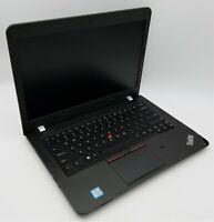 """Lenovo 14"""" ThinkPad E460 Intel Core i5-6200U 2.30GHz 8GB RAM Boot to BIOS NO HDD"""