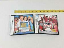 Nintendo DS Game Lot of 2 ~ High School Musical 2 & 3 ~ Tested ~ Ships FREE